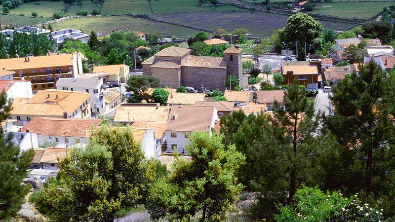Collado Mediano, Hiszpania
