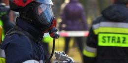Strażak stracił dom w pożarze. Prosi o pomoc