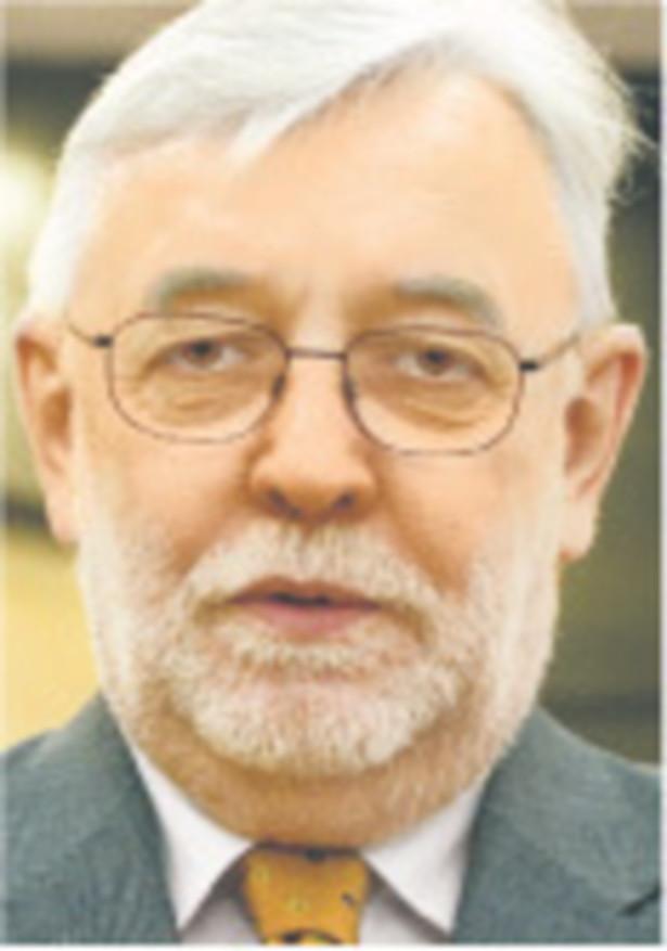 Jerzy Stępień, prawnik, były prezes TK