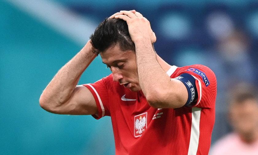 """Zdaniem """"Marki"""" Robert Lewandowski przegrał nagrodę """"Złotego Buta"""" w trakcie Euro 2020"""