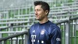Robert Lewandowski coraz bliżej powrotu. Wznowił treningi z piłką