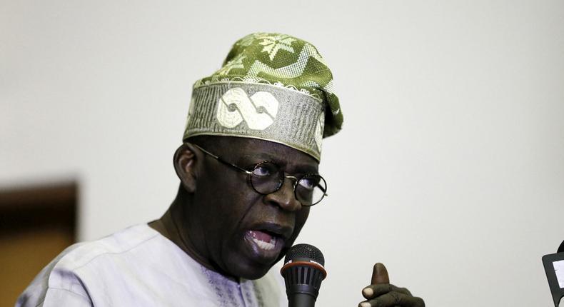 Bola Tinubu - Nigeria's APC leader (Image: Guardian NG)