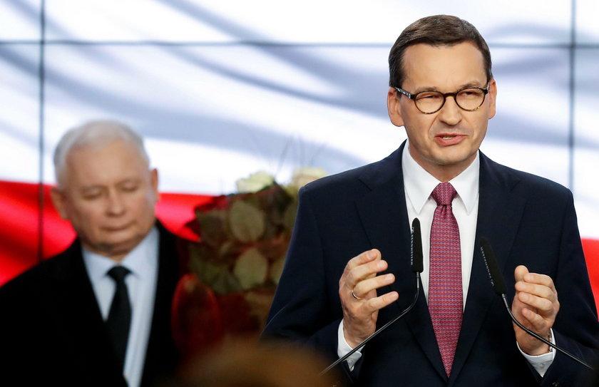 Mały ZUS to jedna z wyborczych obietnic premiera Mateusza Morawieckiego