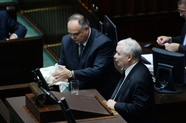Jarosław Kaczyński PAP/Jacek Turczyk