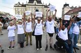 Novi Sad 27 obelezen dan nestale dece foto Nenad Mihjalovic