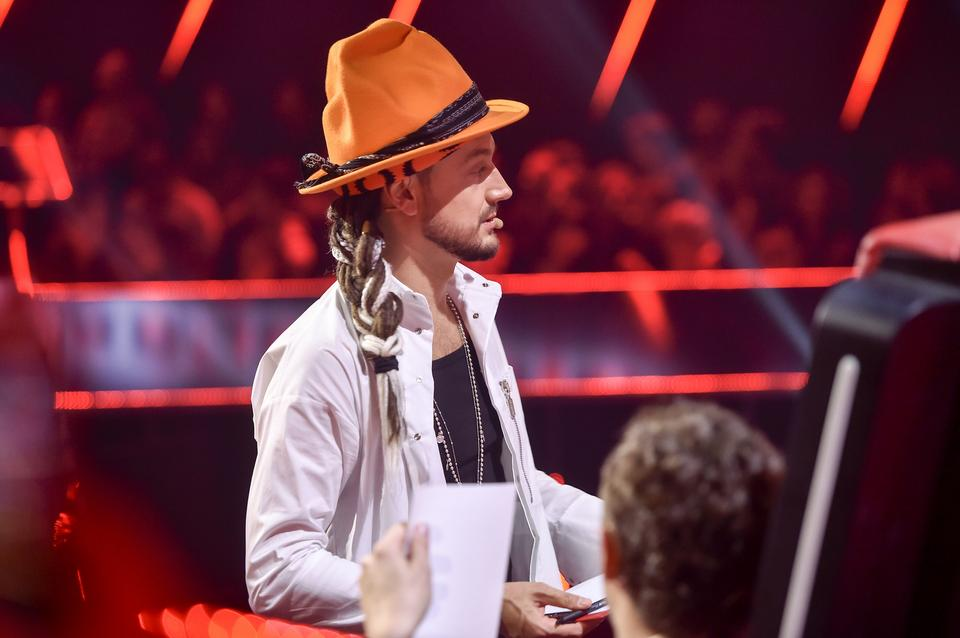 """The Voice of Poland 10"", ćwierćfinał: Baron"