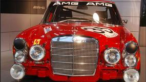 Mercedes-AMG obchodzi 50 urodziny