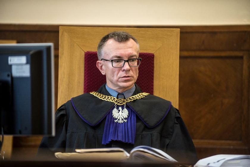 sędzia Robert Świecki