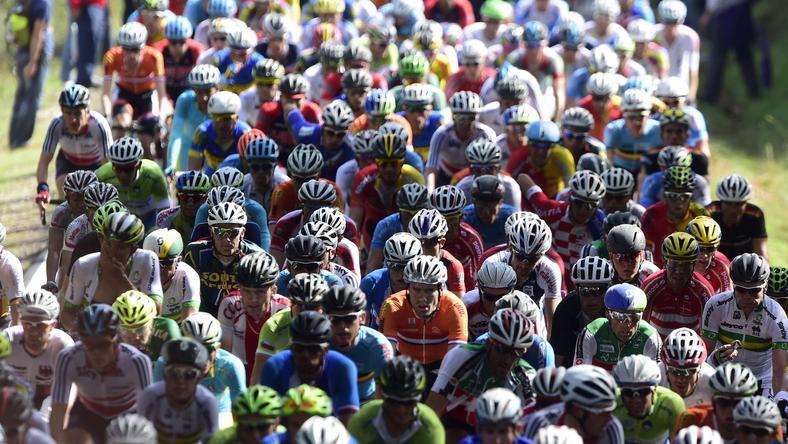Bałtyk-Karkonosze Tour: Andrij Kułyk wygrał 2. etap i został nowym liderem