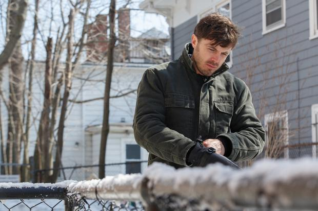 "Manchester by the Sea"""" - kadr z filmu"