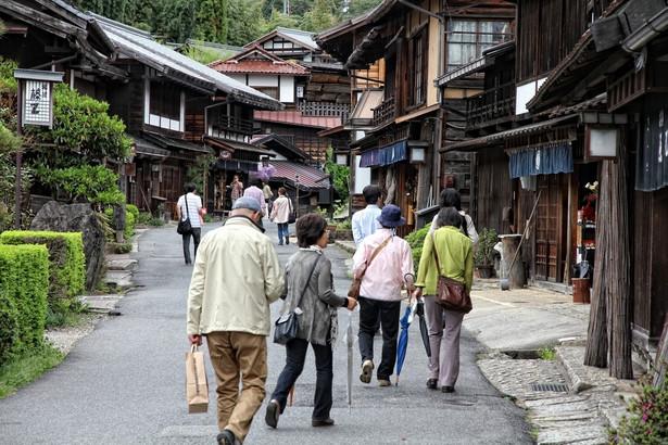 Ubóstwo wśród Japończyków zdecydowanie nie bierze się z ich lenistwa.