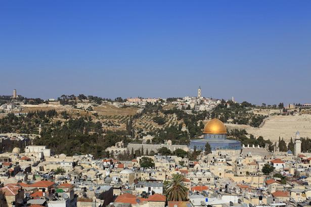 """Rezolucja wyraża """"głębokie ubolewanie"""" z powodu """"najnowszych decyzji, dotyczących statusu Jerozolimy""""."""