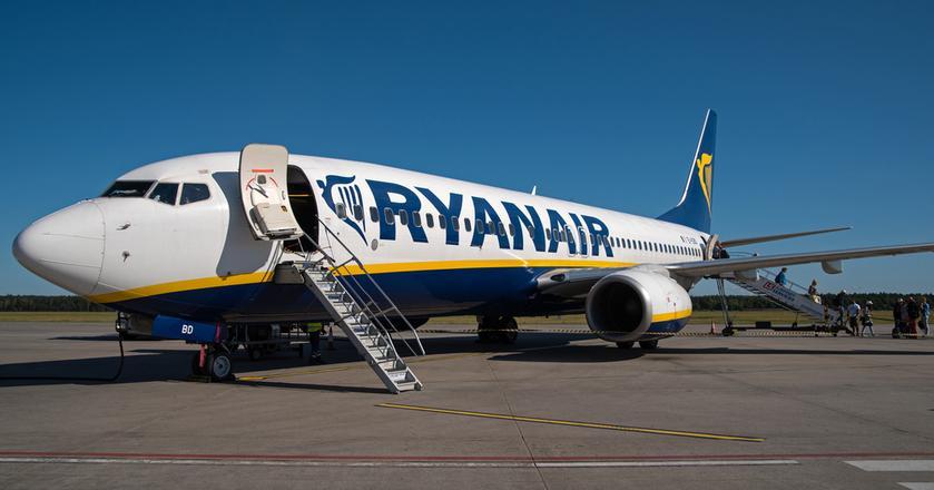 Ryanair jest obecnie jedynym przewoźnikiem, który korzysta z lotniska w Modlinie