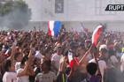 KAD CELA FRANCUSKA SLAVI Ludnica širom zemlje novih prvaka sveta u fudbalu! /VIDEO/
