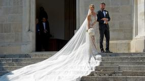 Sportsmenki w sukniach ślubnych - która kreacja najładniejsza?