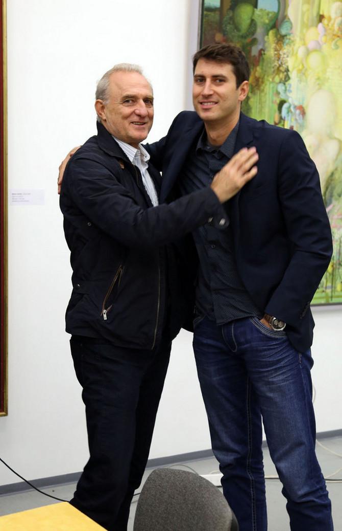 Lazar i Petar Ristovski