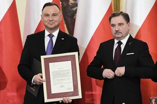 Piotr Duda: Decyzja Sejmu podważa zaufanie 'Solidarności' do rządu i większości parlamentarnej