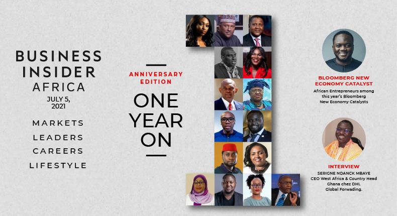 Business Insider Africa marks 1 year anniversary under Pulse license