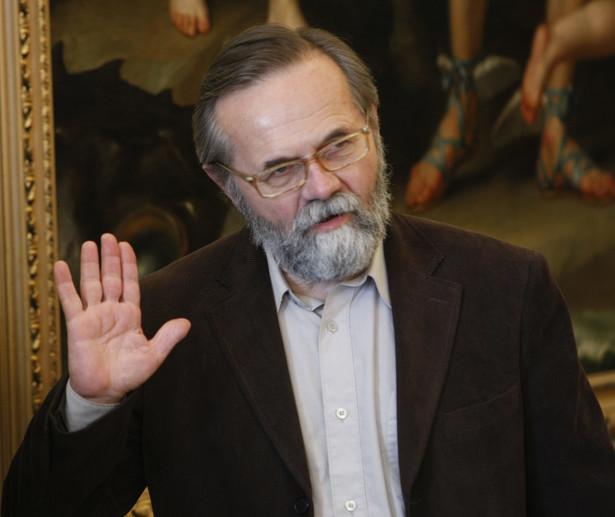 Ryszard Bugaj, ekonomista, profesor nadzwyczajny Instytutu Nauk Ekonomicznych PAN