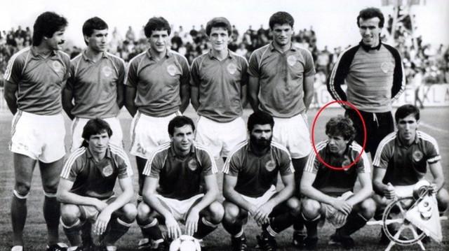 Dušan Pešić je za reprezentaciju Jugoslavije odigrao četiri utakmice