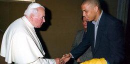"""Ronaldo dostał wino od Jana Pawła II. """"Smakowało jak ocet"""""""