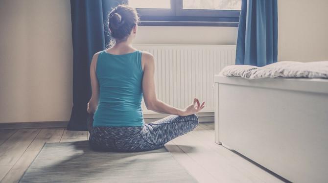 Vežbajte jogu prema svojim potrebama i zdravstevnom stanju