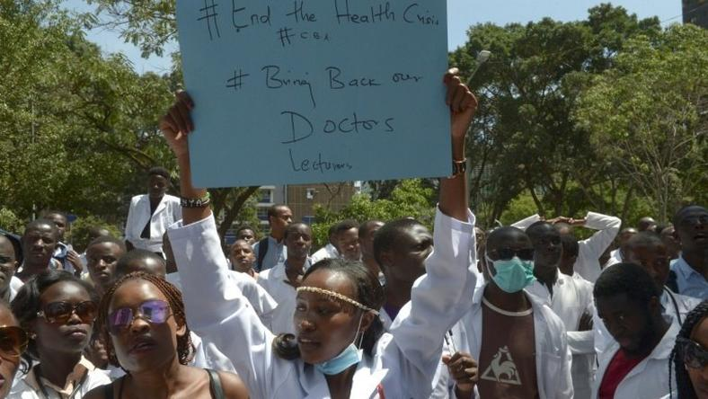 Allied health workers suspend strike