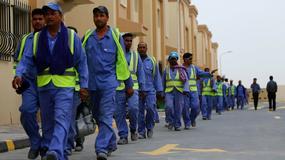Katar ma znieść na wpół feudalny system zatrudniania cudzoziemców