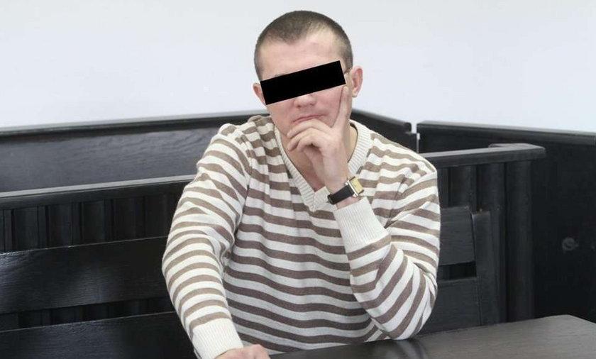 Wyznanie złodzieja: Kradłem na wnuczka, przepraszam!