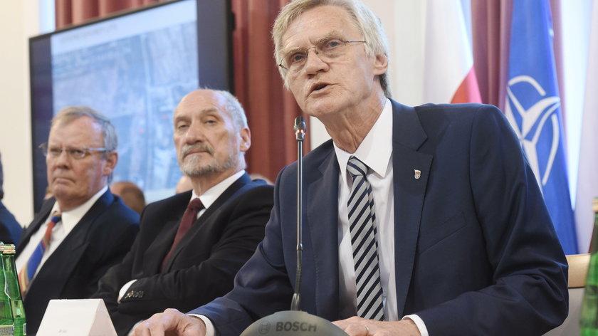 Kazimierz Nowaczyk kieruje pracami podkomisji