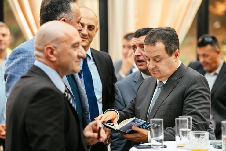 Orhan Dragaš knjiga foto promo