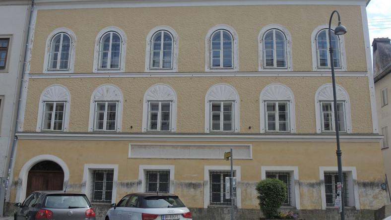 Dom, gdzie urodził się Hitler