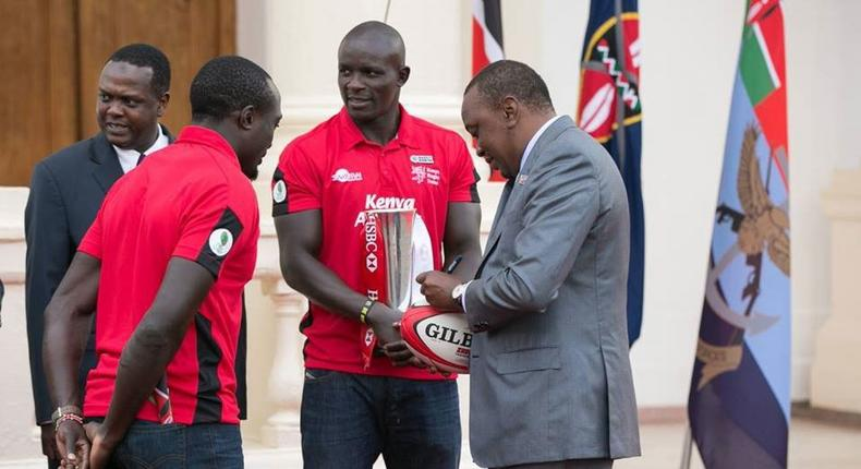 Rugby star Humphrey Kayange lands Government appointment