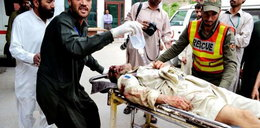 Krwawy odwet za śmierć bin Ladena. Drastyczne zdjęcia