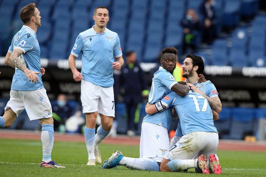 Piłkarze Lazio