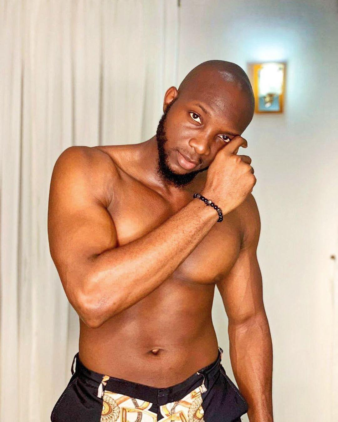 Tuoyo Ideh says he lied about being a stripper during his time at the reality TV show. [Instagram/ItsTuoyoOfficial]