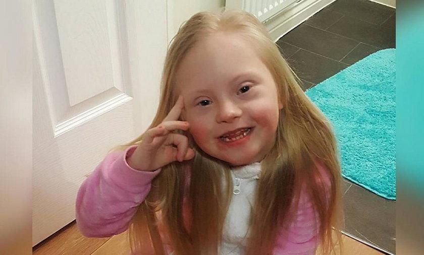 """6-letnia Kora Bishop została twarzą """"River Island"""""""