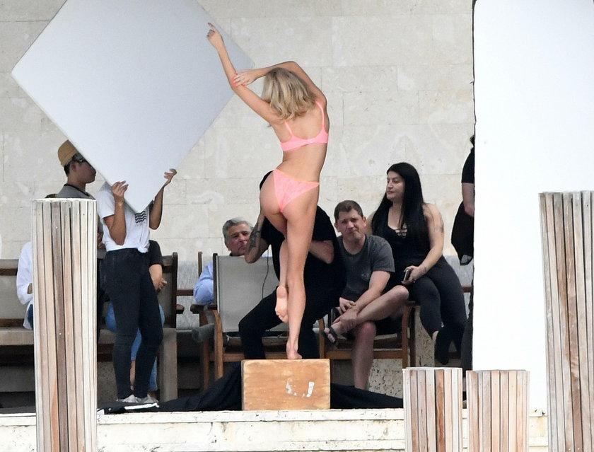 Sesja zdjęciowa Victoria's Secret
