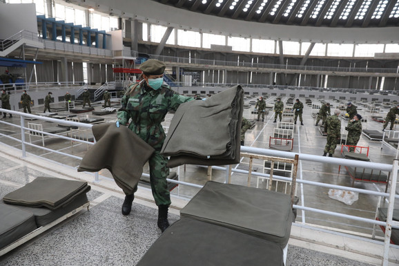Više stotina vojnika na važnom zadatku