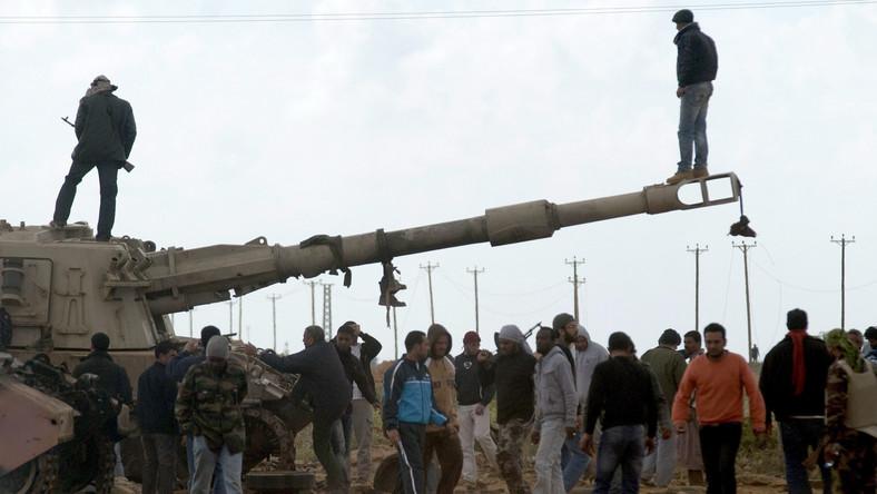"""ONZ ostrzega Kadafiego. Będą """"dodatkowe przedsięwzięcia"""""""