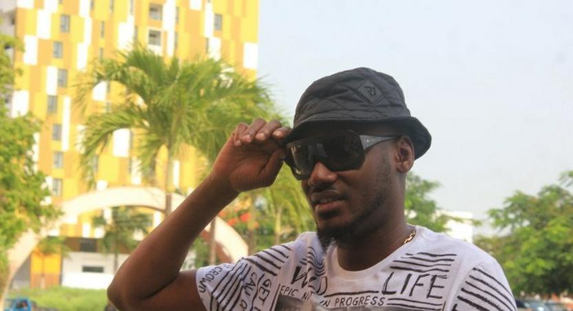 2Face Idibia in Ghana