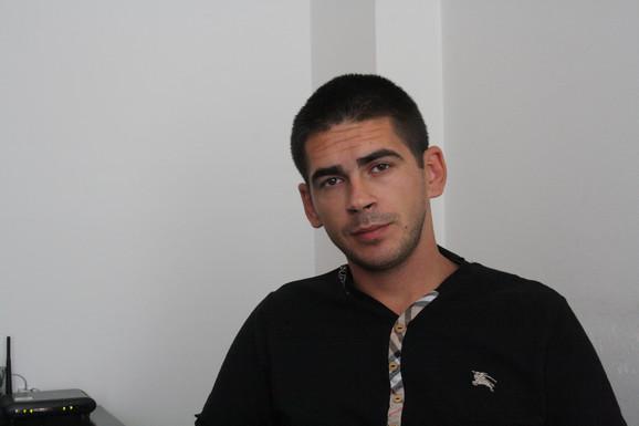 Vujačić je osumnjičen sa ubistvo Jugoslava Cvetanovića (na slici)