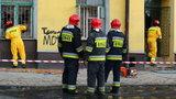 Polski strażak: Narażam życie, a nie starcza mi do pierwszego