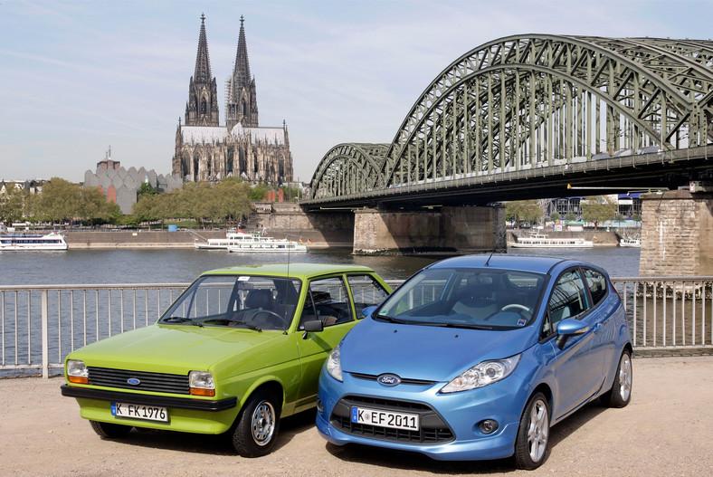 Ford Fiesta świętuje dwa historyczne wydarzenia