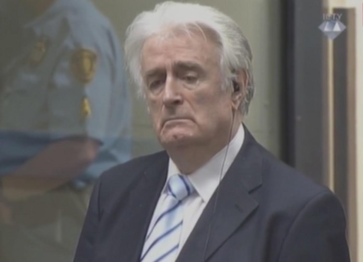 Pravosnazna presuda Karadzicu najavljena za decembar