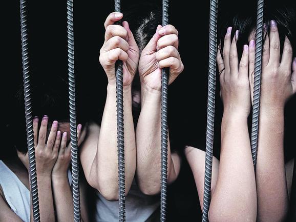 Žene su neretko primorane da se bave prostitucijom