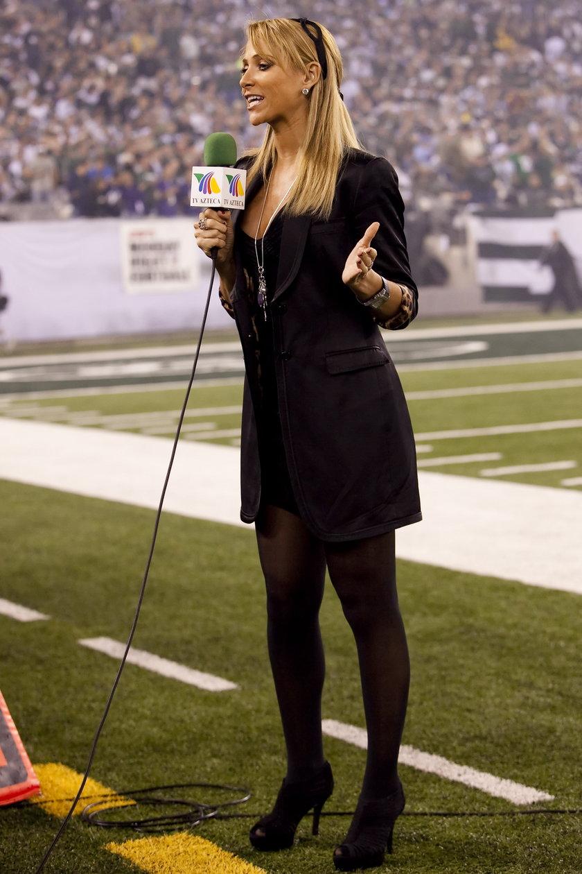 Seksowne dziennikarki sportowe. Która ładniejsza od Szostak?