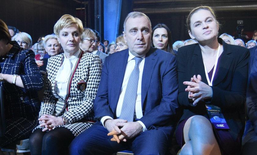 """Konwencja Koalicji Obywatelskiej """"Kobieta, Polska, Europa"""","""