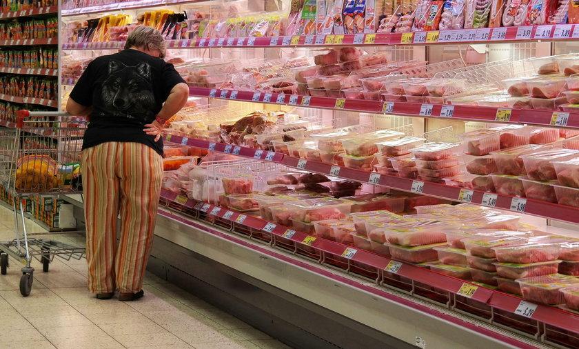 Unikaj paczkowanego mięsa