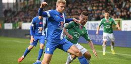 Lech zwycięża z Bełchatowem po kompromitacji w Pucharze Polski! WIDEO